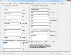 CNI Dati impianti 2 Termoregolazione UNI EN 15459